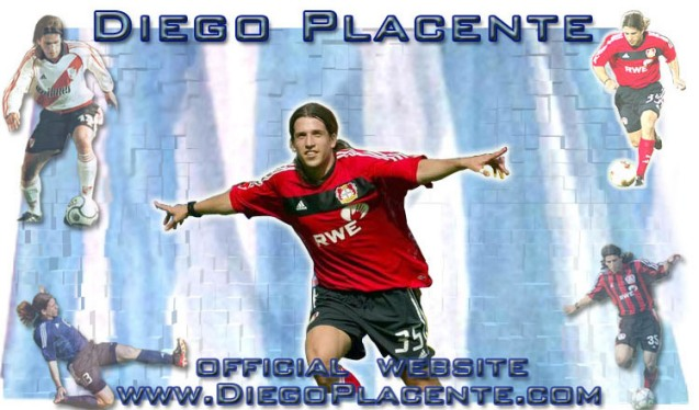 .: Diego Placente - Official Website :.